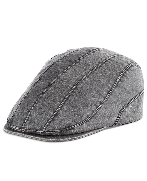 Levi's Men's Pieced Flat Top Ivy Cap
