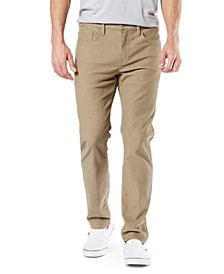 Men's Slim-Fit All Seasons Tech Corduroy Pants, Created For Macy's