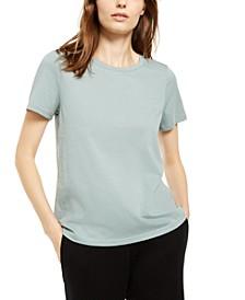 Organic Cotton T-Shirt, Regular & Petite