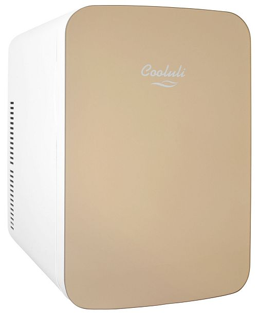 Cooluli Infinity-15L Compact Thermoelectric Cooler And Warmer Mini Fridge