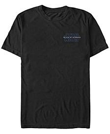 Men's Rise of Skywalker Left Chest Logo T-shirt