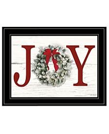 Trendy Decor 4U Christmas Joy by Lori Deiter, Ready to hang Framed Print Collection