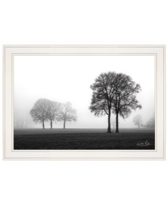 """Together Again by Martin Podt, Ready to hang Framed print, White Frame, 21"""" x 15"""""""