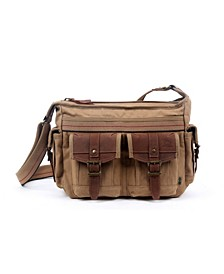 Turtle Ridge Canvas Mail Bag
