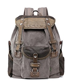 Tapa Canvas Backpack