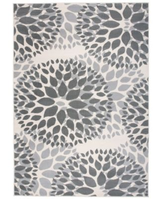 Home Haven Hav9099 Gray 2' x 3' Area Rug