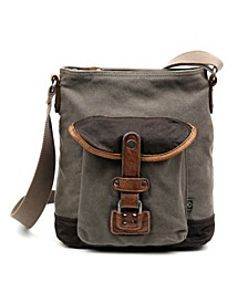 Tapa Canvas Crossbody Bag