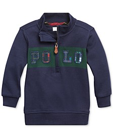 Baby Boys Cotton Interlock Pullover, Created For Macy's
