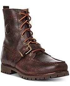Polo Ralph Lauren Men's Ranger Leather Boot