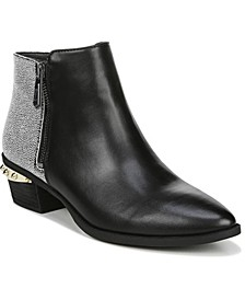 Highland Western Spiked Booties