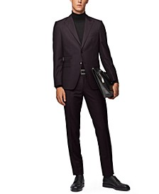 BOSS Men's Extra-Slim-Fit Suit