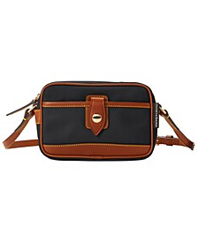 Wayfarer Camden Nylon Camera Crossbody