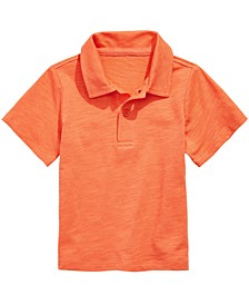 Baby Boys Cotton Polo Shirt, Created For Macy's