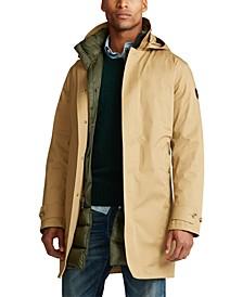 폴로 랄프로렌 Polo Ralph Lauren Mens 3-in-1 Coat,Desert Tan