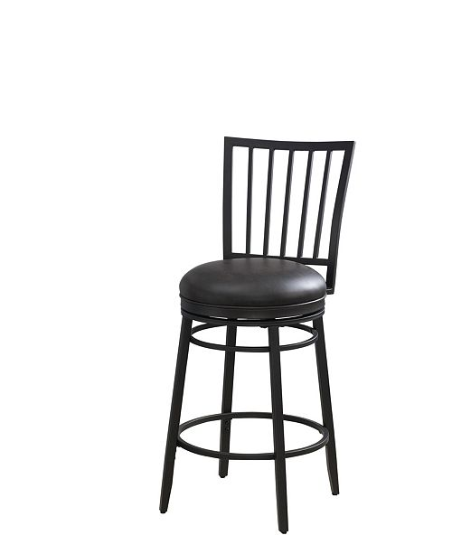 American Heritage Billiards Easton Counter Height Stool, Quick Ship