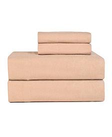 Celeste Home Queen Ultra Soft Flannel Sheet Set