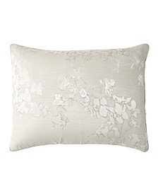 Orchid Embroidered 14  x 20  Decorative Pillow