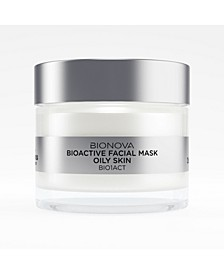 Bioactive Facial Mask For Oily Skin