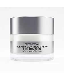Blemish Control Cream For Dry Skin