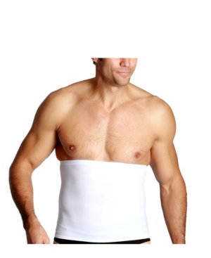 Insta Slim Men's Compression Slimming and Support Band