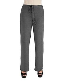 Women Comfortable Drawstring Lounge Pants