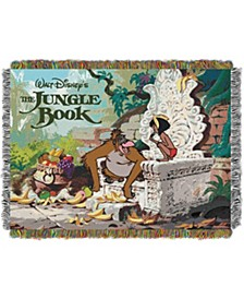 The Jungle Book Tapestry Throw