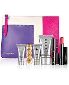 Receive a FREE 7pc beauty gift with any $50 purchase