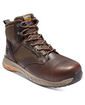 Timberland Boots MEN'S DRIVETRAIN PRO COMPOSITE TOE BOOTS MEN'S SHOES