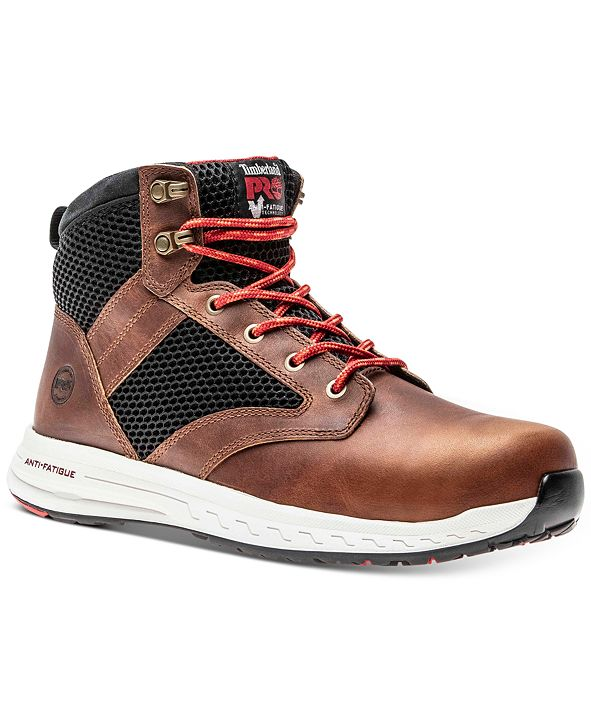 Timberland Men's Drivetrain PRO Composite Toe Boots