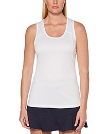 Grand Slam Tennis by Cutout-Back Tennis Tank Top
