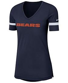 Women's Chicago Bears Dri-Fit Fan Top
