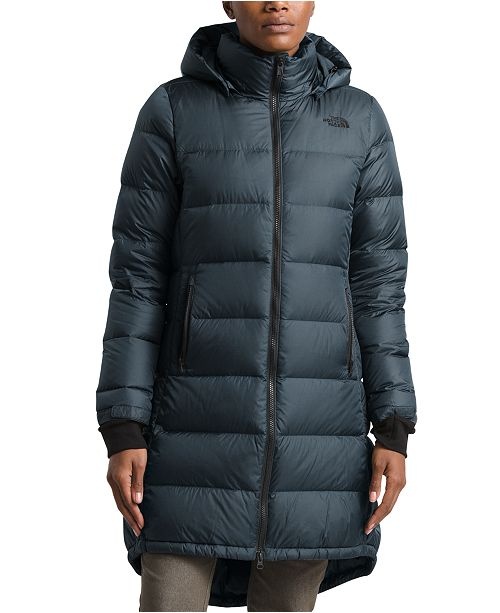 The North Face Metropolis Hooded Parka Coat
