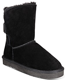 Teenyy Cold-Weather Booties, Created for Macy's