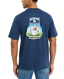 Men's Icing The Kicker Logo Graphic T-Shirt