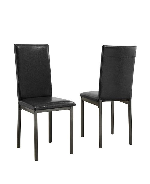 Coaster Home Furnishings Cordova Upholstered Dining Chairs, Set of 2