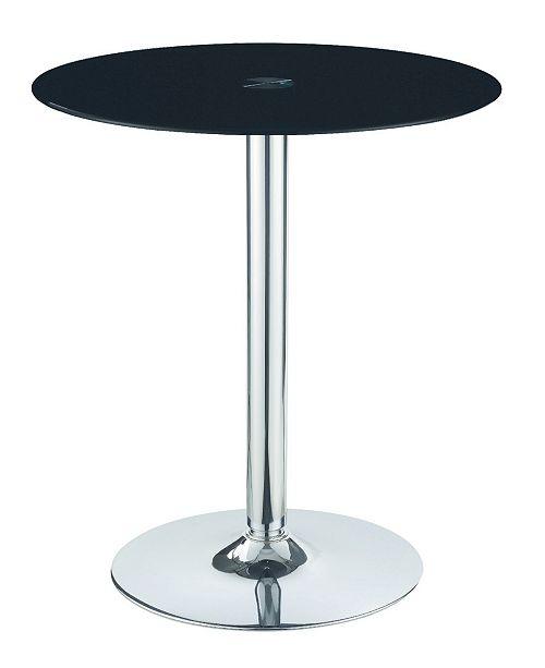 Coaster Home Furnishings Carmel Round Bar Table