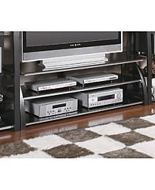 Walsenburg 2-Shelf Tv Console