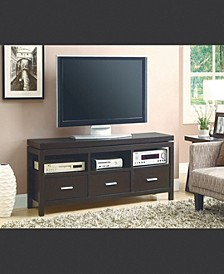 Bristol 3-Drawer Tv Stand