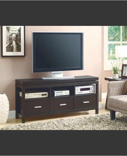 Coaster Home Furnishings Bristol 3-Drawer Tv Stand