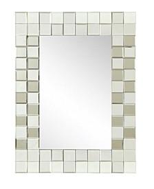 Pontiac Rectangular Wall Mirror