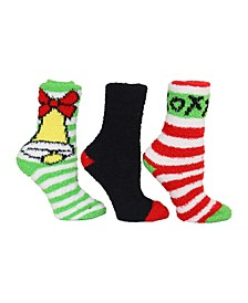 Bell Cozy Sock Giftbox, 3-Pack