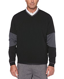 Men's Water-Resistant Golf Sweater