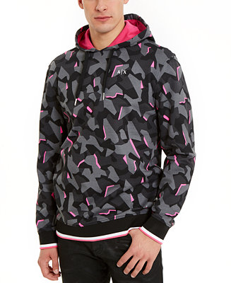 Men's Hyperbright Fleece Hoodie, Created For Macy's by General
