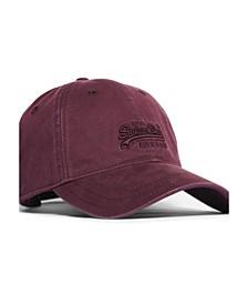 Label Twill Cap