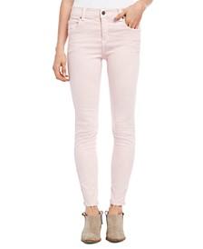 Cropped Zuma Twill Jeans