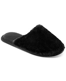 Women's Boxed Faux-Fur Laurel Clog Slippers
