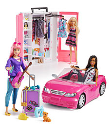 Barbie Toys Collection