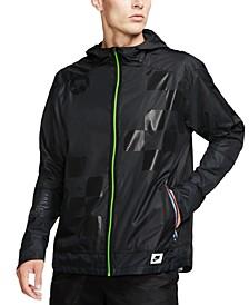 Shield Men's Running Jacket