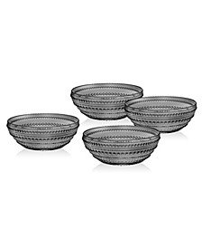 Lumia Smoke Soup Bowls - Set of 4