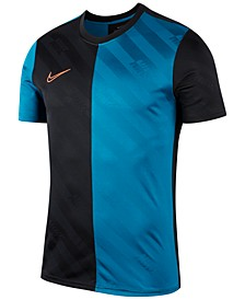 Men's Academy Dri-FIT Colorblocked Training Top